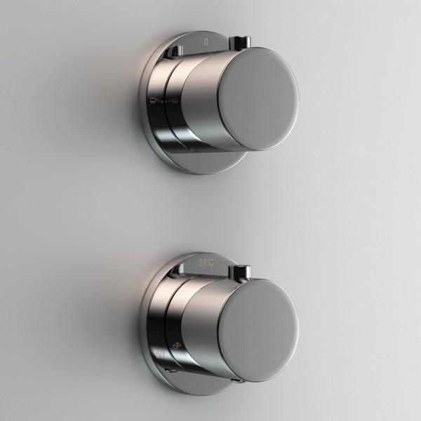 Cabine douche integrale neptune silver 1 4 de rond 100 x 100 cm - Cabine de douche integrale 70 x 100 ...