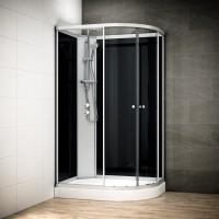 D couvrez nos cabines de douche hydromassantes pour votre - Cabine de douche fabrication francaise ...